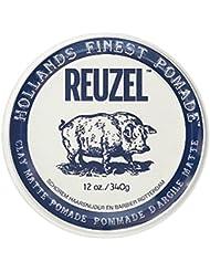 reuzel - pommade clay matte - contenance : 113g