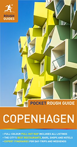 Copenhagen Pocket Rough Guide (Rough Guides)