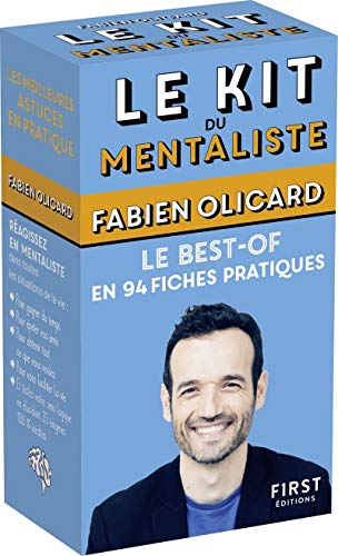 Le kit du mentaliste - Le BEST-OF en 94 fiches pratique par Fabien OLICARD