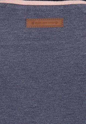 Naketano Female Dress Stifler's mom II Bluegrey Melange