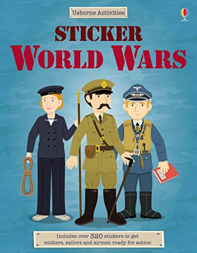 Sticker Dressing: The World Wars
