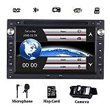 Autoradio per VW PASSAT JETTA GOLF POLO 7 pollici Lettore DVD Navigazione GPS Supporto Bluetooth Telecamera di parcheggio SWC 1080P Video