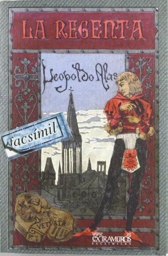 Facsímil: La Regenta. Tomo II Cover Image