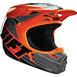 Shift V1 Assault Race Cross-Helm, Farbe orange, Größe XXL(63-65)