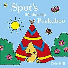 Spot's Lift-the-Flap Peekaboo