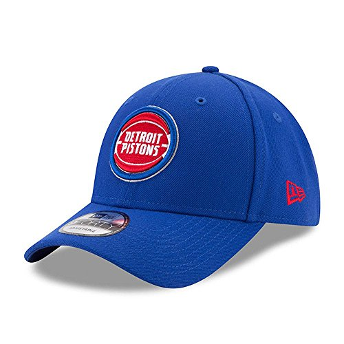 y Detroit Pistons Kappe, Blau, OSFA ()