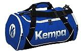 Kempa Kinder Sporttasche KIDS small 49 x 26 x 24 cm + Trinkflasche (royalblau/weiß)