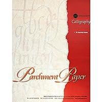 Manuscript - Papel de pergamino practicar caligrafías (A4)