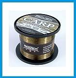 Rovex pour pêche à la carpe 4,5 kg de fil de pêche Monofilament - 4,5 kg-m/1000-1100yd pêche