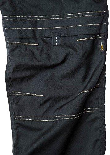 Apache - Pantaloni da caccia da uomo Nero