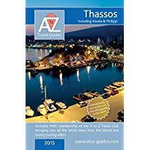 A to Z Guide to Thassos 2015, including Kavala and Philippi