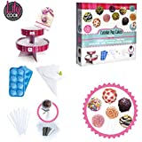 Lily Cook KDO8518 Coffret Pop Cakes Complet