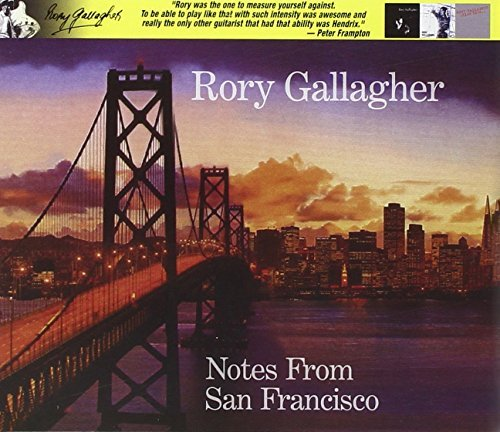 Notes From San Francisco [2 CD] by Rory Gallagher (2011-05-17)