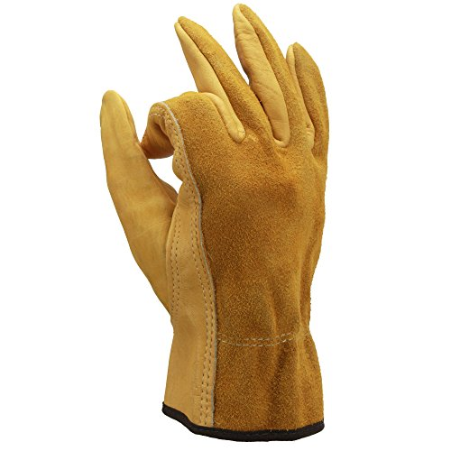 ozero-leather-work-gloves-geniune-cow-leather-glove-with-elastic-wrist-for-men-women-durable-and-swe