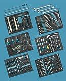 Hazet 0-2900-163/258 Assortiment d'Outils