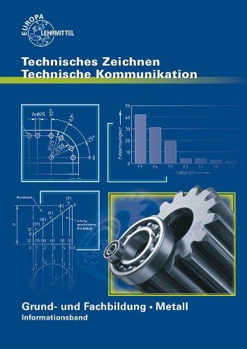 Buchseite und Rezensionen zu 'Grund- und Fachbildung Metall - Informationsband' von Bernhard Schellmann