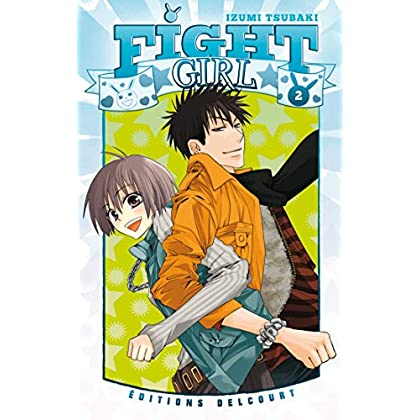 Fight Girl T02