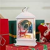 Lichtschmuck Weihnachtsbeleuchtung Weihnachtsschmuck Kupferdraht Licht Ornamente LED Lichterkette Motiv-Lampen Innenbeleuchtung Craft Home Decor Hanging Pendant Weihnachtskerze