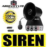 Automotive - Sirena para coche (12 V)