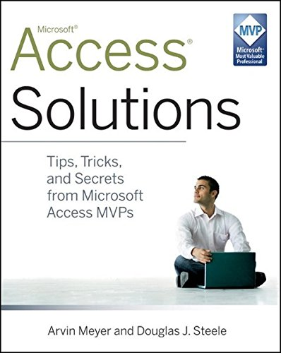 Download Access Solutions: Tips, Tricks, and Secrets from Microsoft
