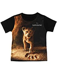 Lion King Boy's Regular fit T-Shirt