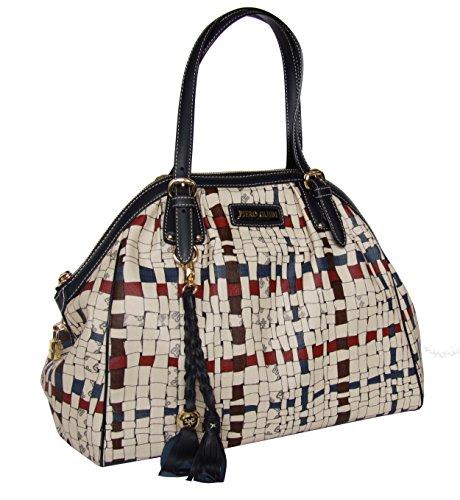 Shopper Grande PIERO GUIDI Intreccio Art Donna - 314Y71529 Old England