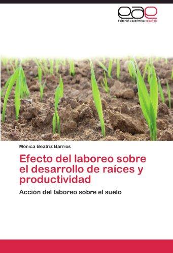 Efecto del laboreo sobre el desarrollo de raíces y productividad por Barrios Mónica Beatriz