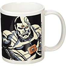 Justice League Mug en Céramique 315ml/11oz - Cyborg