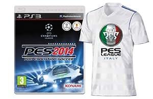 Pro Evolution Soccer 2014 con Maglietta PES League - Limited Edition - Esclusiva Amazon.it