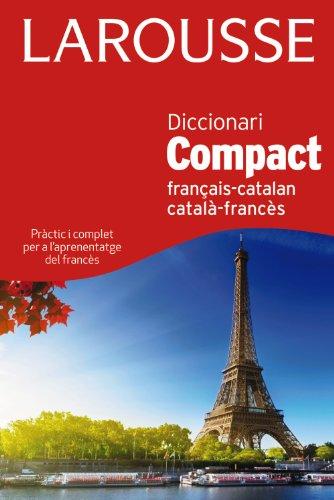 Diccionari Compact català-francès/français-catalan (Larousse - Lengua Francesa - Diccionarios Generales) por Larousse Editorial