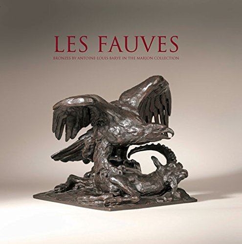 Les Fauves: Bronzes by Antoine Louis Barye in the Marjon Collection por Alexander Kader