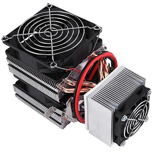 Módulo de Enfriador de Semiconductor Eléctrico Termoeléctrico Refrigerador con Ventilador Sistema de...