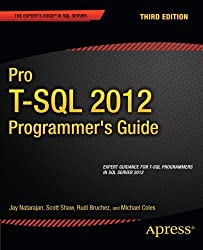 Pro T-SQL 2012 Programmer's Guide