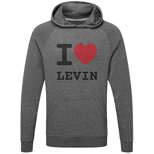 JOllify Levin Functional Jumper Hoodie With High-Quality Pressure For Sport and Freetime 255g/M M