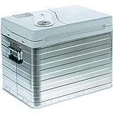 Mobicool Q40 AC/DC - elektrische Alu-Kühlbox für Auto und Steckdose I Minikühlschrank I Fassungsvermögen 39 Liter I Energieklasse A++