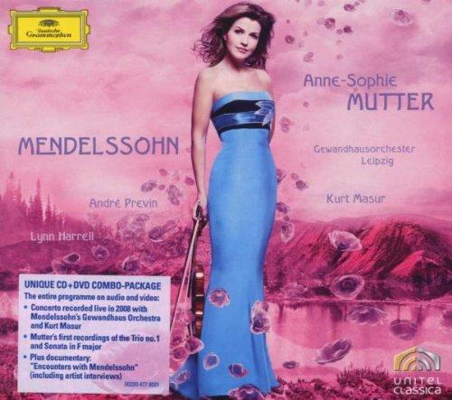 MENDELSSOHN - Anne-Sophie MUTTER