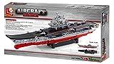 Sluban M38-B0388 - Baukasten - Kriegsschiffe - Flugzeugträger, groß