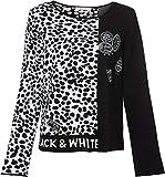 MONARI Damen Pullover schwarz (15) 42