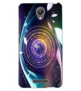 ColourCraft Printed Design Back Case Cover for XIAOMI REDMI NOTE 2