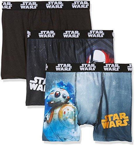 Star Wars Boxer, Shorts para Niños, PK3D3, 12...