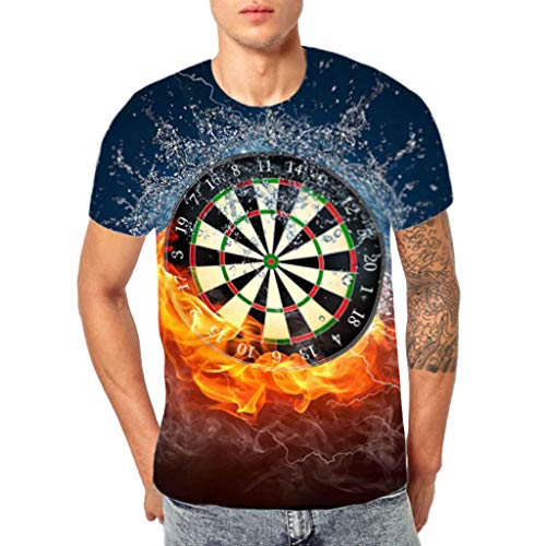 Funshirt Dart Dartscheibe Sport 180 Pfeile Tank Top ONE HUNDRED AND EIGHTY