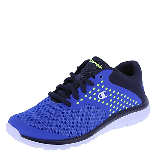 Champion Boys Gusto Cross Trainer Blue Yellow
