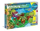 Clementoni 69662 - Fleischfressende Pflanzen, Galileo Experimentierkasten -