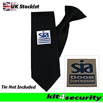 Sia Tie Pin Lapel Badge Security Officers Dog Handlers
