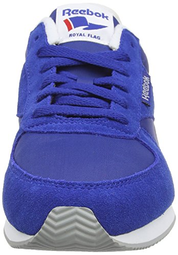 Reebok Classic Jogger Herren Sneakers Blau (Collegiate Royal/Medium Grey Heather/Solid Grey/Pr Silver/White)