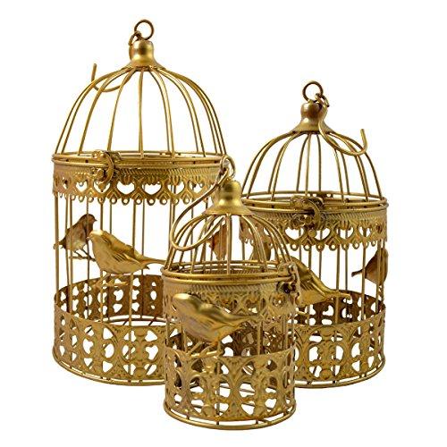 Gold Vogel (Gold Vogel Käfig)