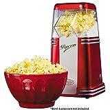 Babz Rot Popcorn Macher Fettfrei Gesund Popcorn Maschine