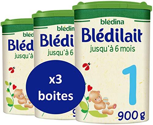 Blédina Blédilait 1er âge - Lait pour nourrissons en Poudre,...