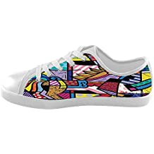 Dalliy Romero Britto Kids Canvas shoes Schuhe Footwear Sneakers shoes Schuhe