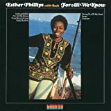 Esther Phillips: For All We Know [Blu-Spec CD] (Audio CD)